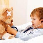 Проблемы со здоровьем у детей